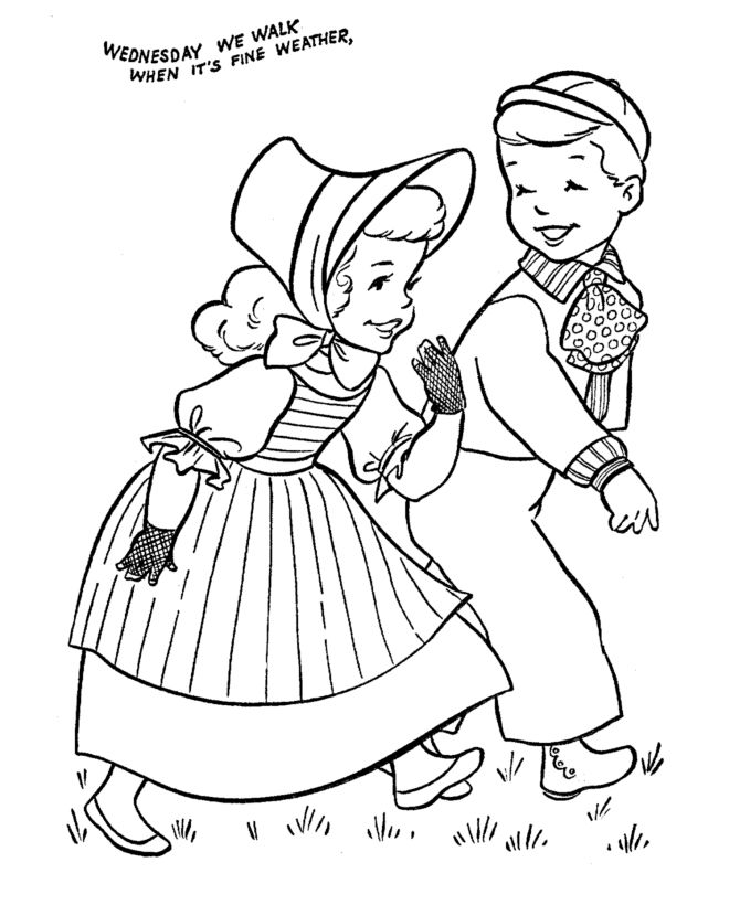 painting patterns nursery rhymes mother goose children s colouring coloring pages digital stamps blackwork adele drawings