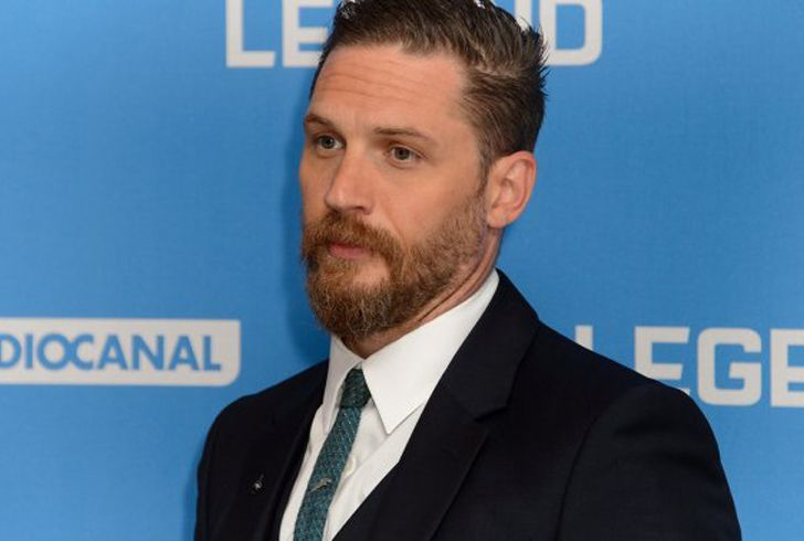 Tom Hardy Cuts Off Reporter When His Sexuality is Questioned