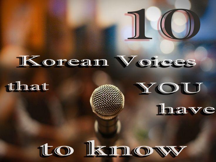 Amazing Korean Women who will give you CHILLS #myblending http://bit.ly/female-korean-singers?utm_content=kuku.io&utm_medium=social&utm_source=www.pinterest.com&utm_campaign=kuku.io