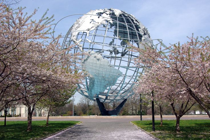 RECOMMENDED: 50 best New York attractions Give the city's second-biggest park a day and it'll show you the world: Its most enduring icon is the Unisphere, the m