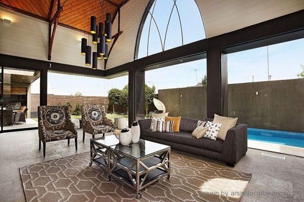 Desain Rumah Kontemporer Nan Modern