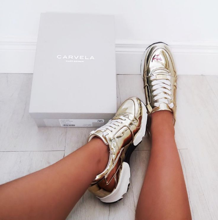 Trainers. Choose from sports luxe looks