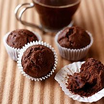 WeightWatchers.de: Weight Watcher Rezept Kleine Mokka Muffins