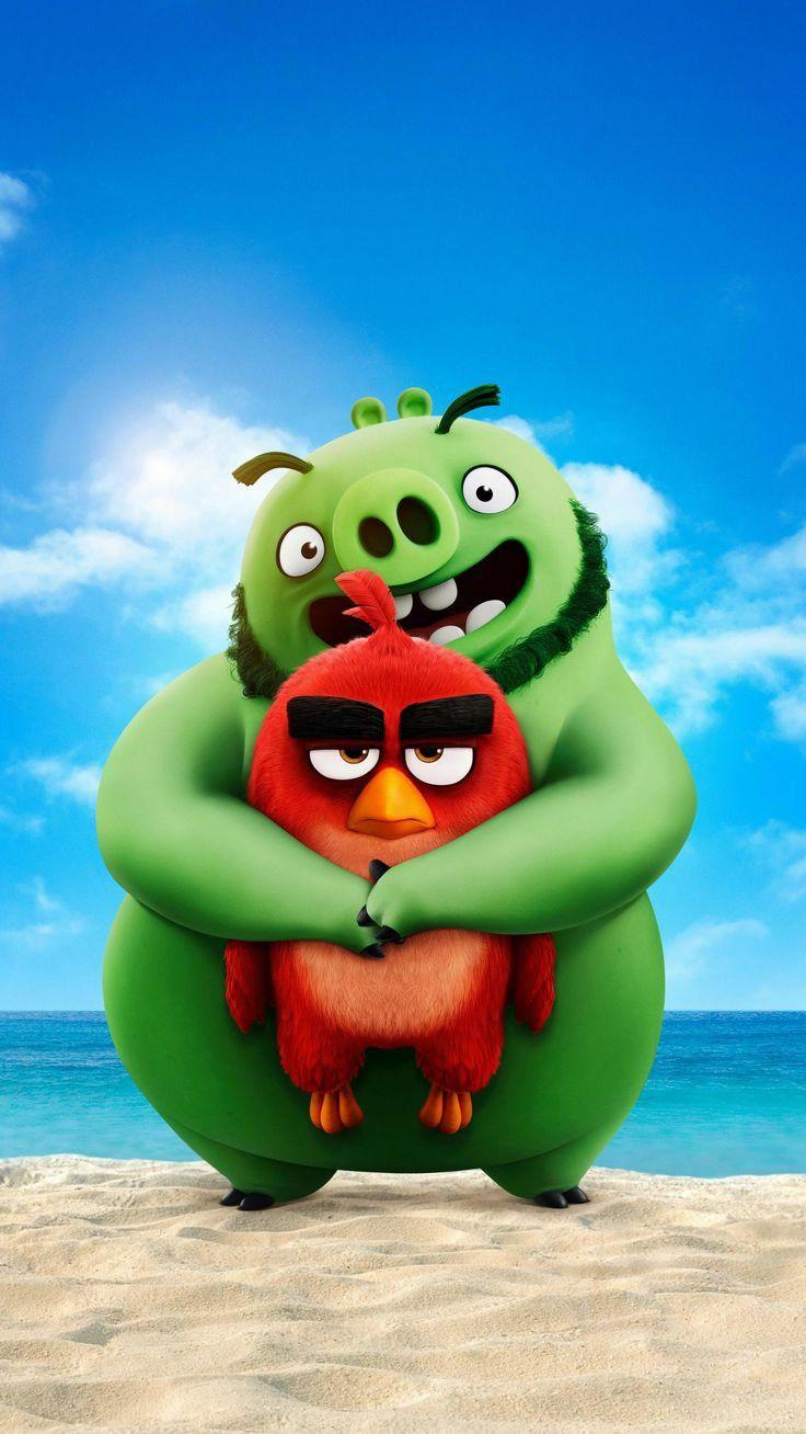 Angry Bird Walpaper My Walpaper Angry Birds Movie Movie Wallpapers Angry Birds Characters