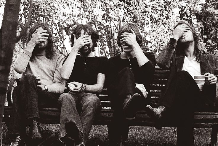 The best picture of pink floyd ever seen ;p