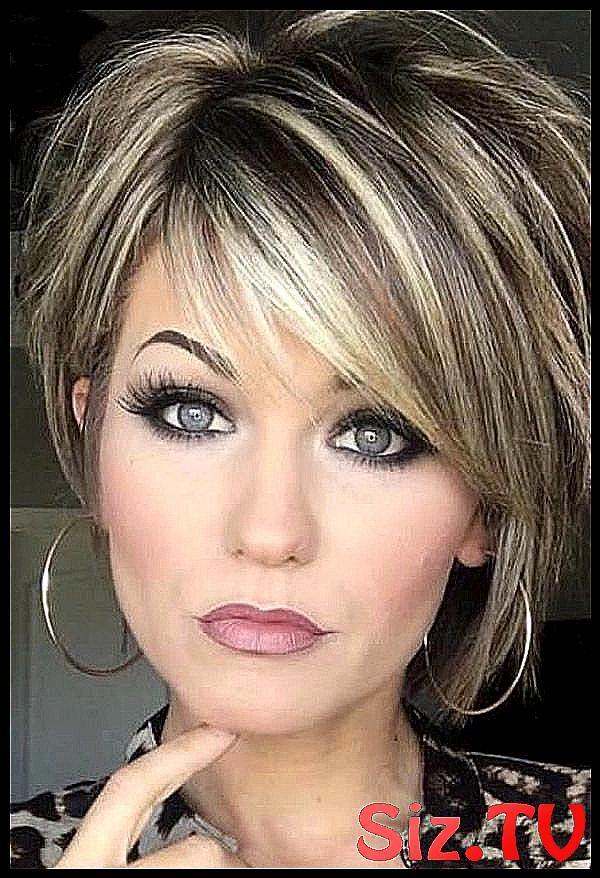Trends Frisuren 2019 Überlagerte Frisuren #classpintag #Frisur #Frisuren #louches #hort