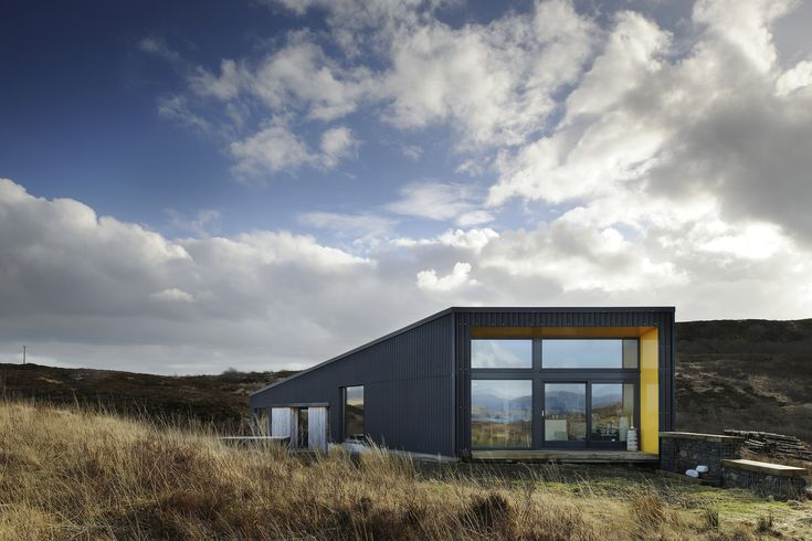Gallery of Black House / Rural Design Architects - 1