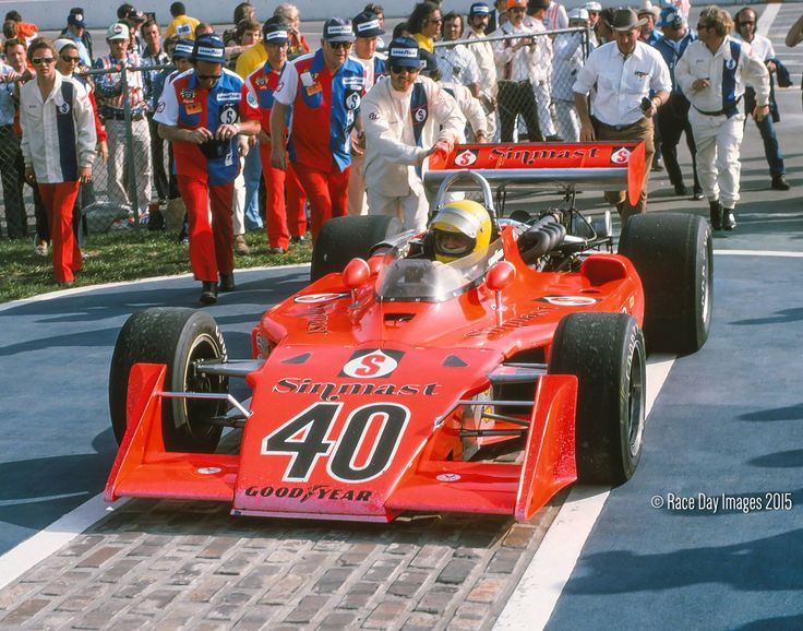 Indy Race Cars