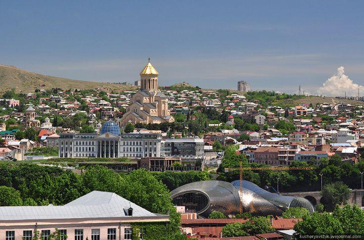 Тамара Манелашвили. Немного о Тбилиси и его старинных жителях. 100 тысяч мучеников Тбилисских / Православие.Ru