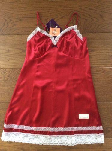 Neu-Odd-Molly-Schweden-Kleid-Seide-Impressionen-Unterkleid
