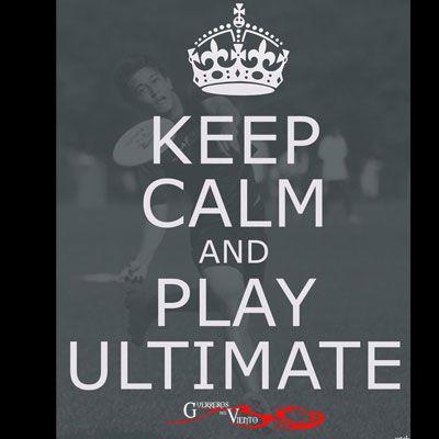 Play #Ultimate!! #GuerrerosdelViento #Cali