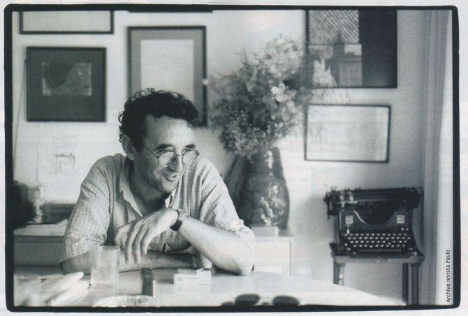 Roberto Bolaño Ávalos (Santiago de Chile, 28 de abril de 1953-Barcelona, 15 de julio de 2003) .