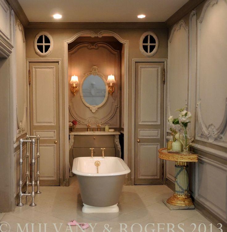 Dollhouse Miniatures Texas: 263 Best Images About Dollhouse -Miniature Bathroom On