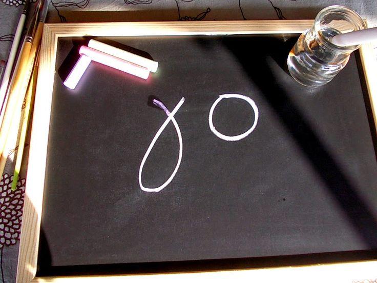 Dyslexia at home: Σβήσε τα γράμματα! Κιναισθητική άσκηση γραφής & Δυσλεξία