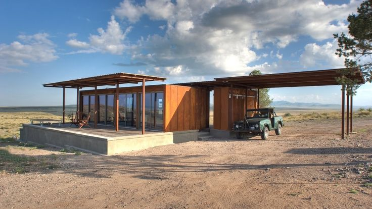Dwell - Marfa weeHouse Collection of 3 Photos by Alchemy Architects (weeHouse)