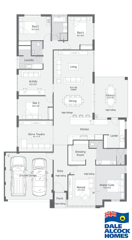 Aston I | Dale Alcock Homes