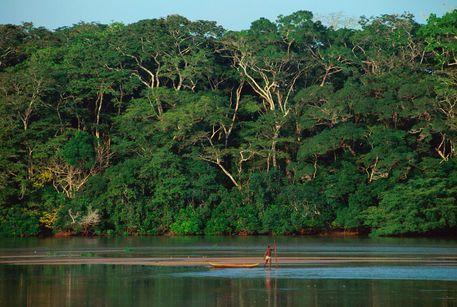 zentralafrikanische republik landschaft im Zentralafrika Reiseführer http://www.abenteurer.net/3515-zentralafrika-reisefuehrer/