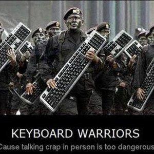 keyboard warrior meme - Google Search | Keyboard warrior ...