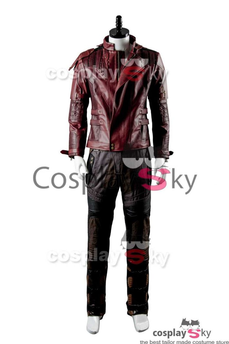 Guardians of the Galaxy 2 Peter Jason Quill Starlord Cosplay Costume #cosplay #cosplaysky_fr