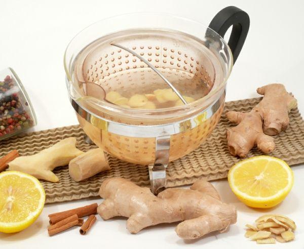 Ingwer roh essen - ein gesundes und hilfreiches Mittel gegen Krankheiten