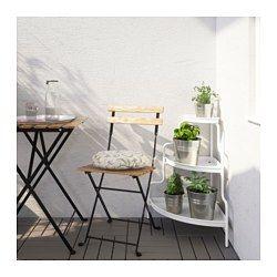 SOCKER Piedestal, inom-/utomhus, vit - IKEA