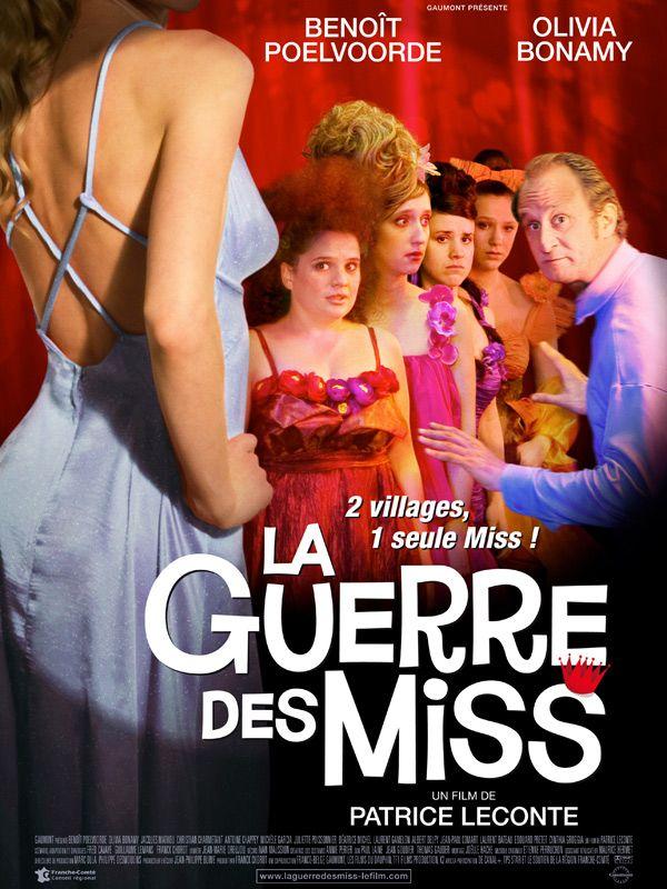 La Guerre des miss (2009) - Patrice Leconte - Benoît Poelvoorde, Olivia Bonamy