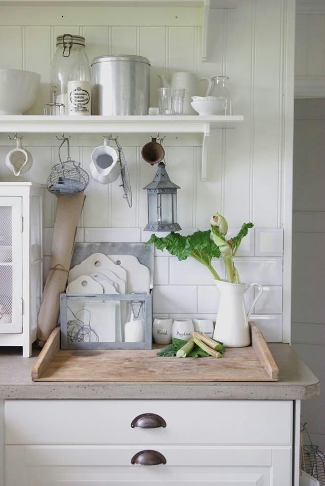 Prachtig  landeljke keuken