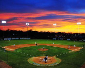 UT Arlington Mavericks baseball field. Arlington Texas. Mavericks, UT Arlington, UTA. NCAA Division I.