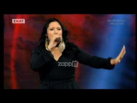 The Voice: Η Ρωσίδα που τρέλανε τους κριτές!