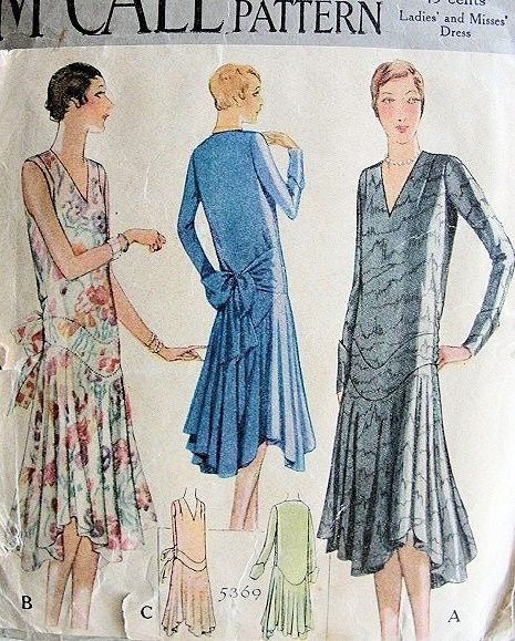 McCall 5369 - Vintage Sewing Patterns