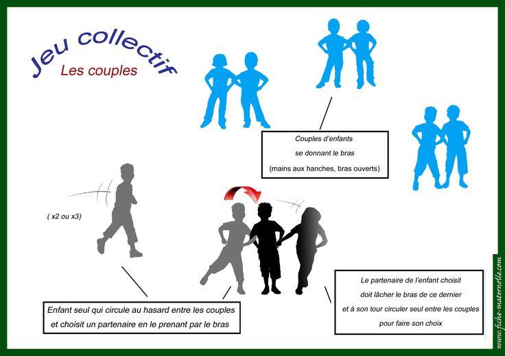 Les couples (amusant pour apprendre les noms)