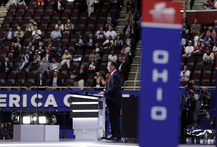 July 22, 2016 - ThinkProgress.org - State that was Ground Zero for GOP convention moves to gut voting rights