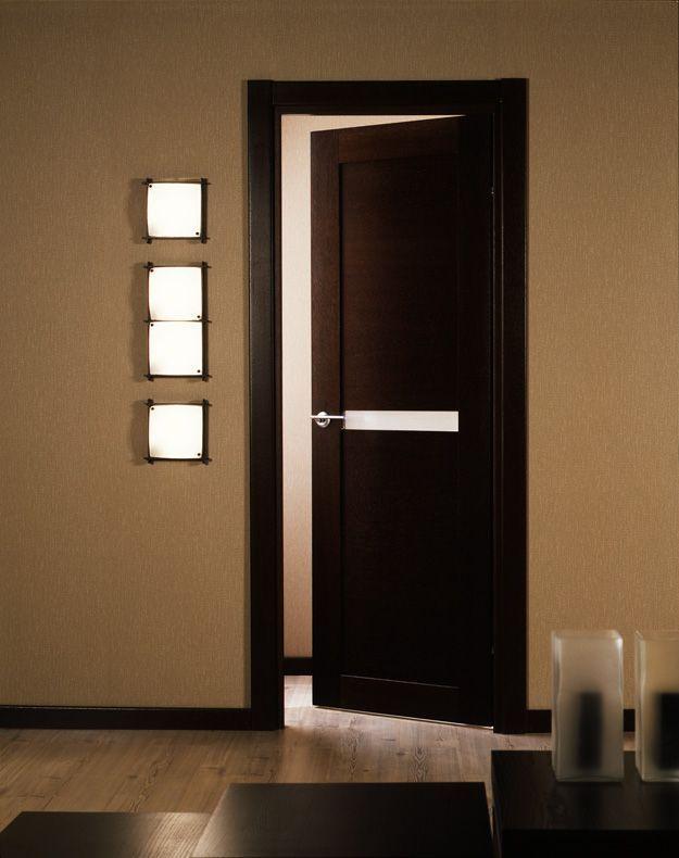 Как сочетать пол и двери в одном интерьере