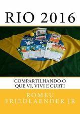 Livro que conta a experiência  de ter participado como voluntário e espectador dos Jogos Olímpicos e paralimpicos Rio 2016