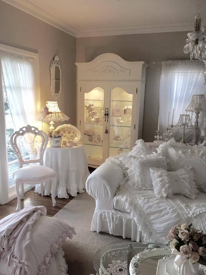 So pretty in white.