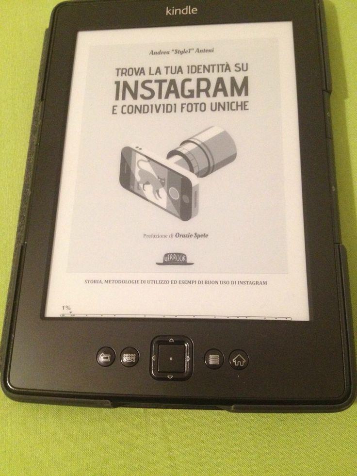 Trova la tua identità su #instagram e condividi foto uniche. Bellissimo anche in formato digitale *__*  #ebooh #epub #book #libri