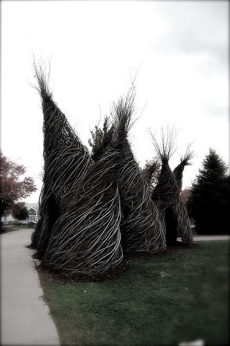 Environmental Art by ievans, via Flickr