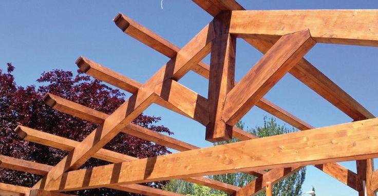 Estructuras de madera, cubiertas de madera, maderas estructurales, calculo de estructuras de madera | Maderas Miguel Abad E Hijos S.l.