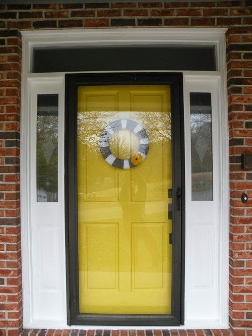 221 best images about home door ideas on pinterest for Storm doors for french doors