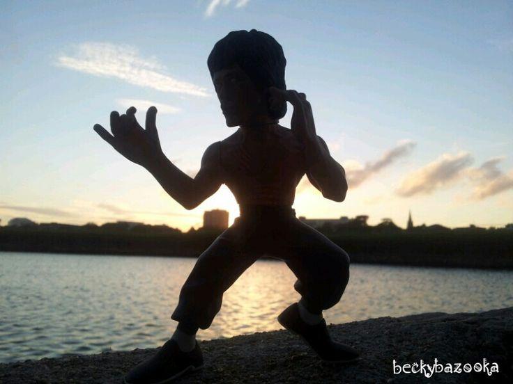 Bruce Lee :)