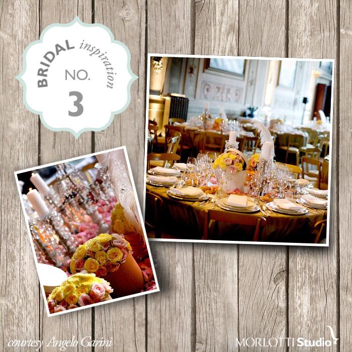 Angelo Garini - Bridal Inspiration n°3 - http://www.morlotti.com #wedding #matrimonio