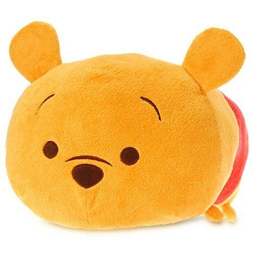 Winnie the Pooh Large Tsum Tsum Plush is a marvelous large tsum tsum plush. This is an affordable toy that is ideal for different ages.