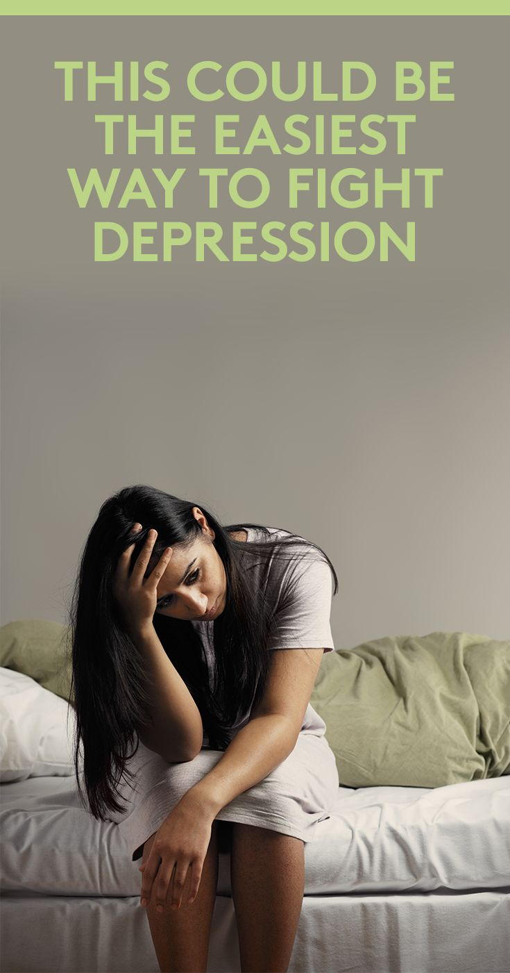 This Could Be The Easiest Way to Fight Depression | This technique reduced depressive symptoms by 40 percent in only two months.