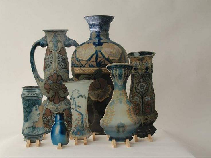 2008 Water-cut porcelain with transfer print Various sizes Sales upon request