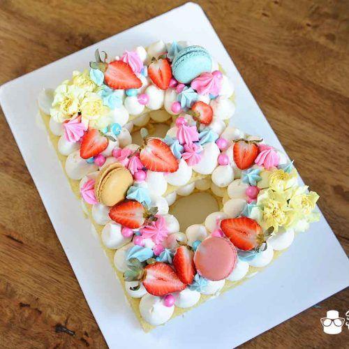 Best 25+ Fruit Birthday Cake Ideas On Pinterest