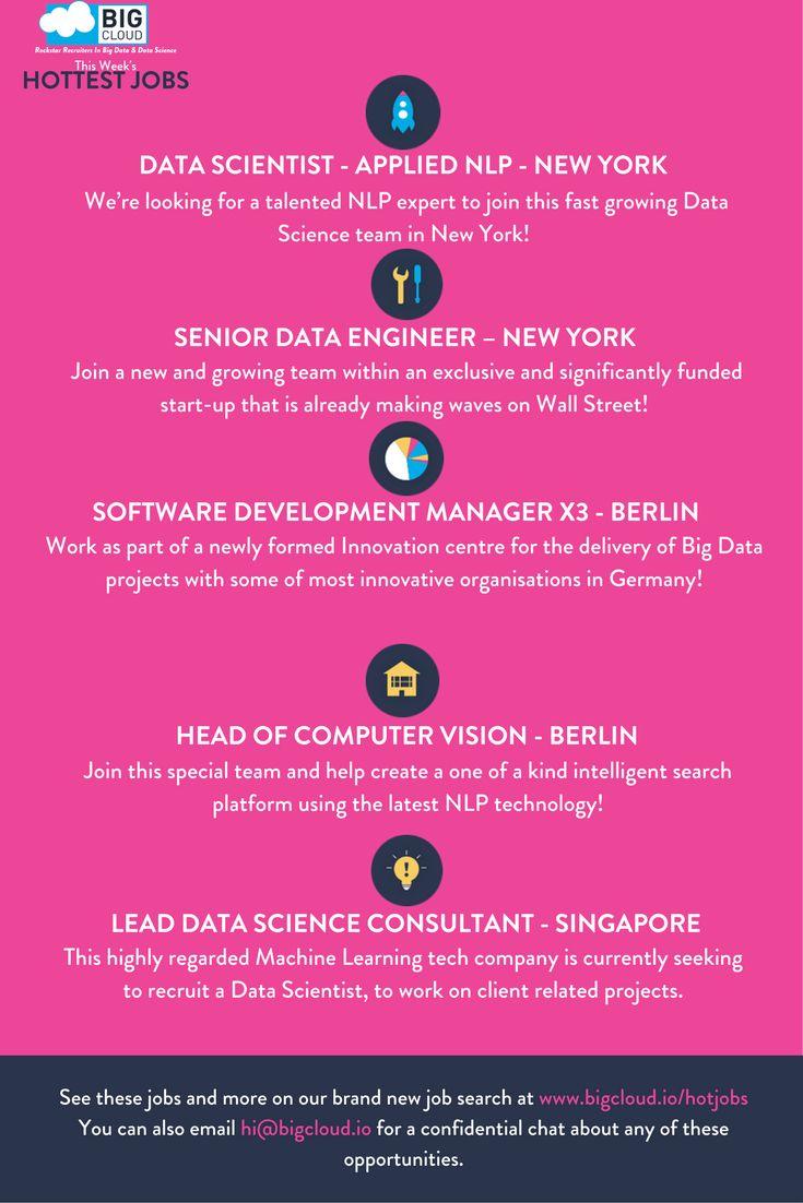 data engineer job description