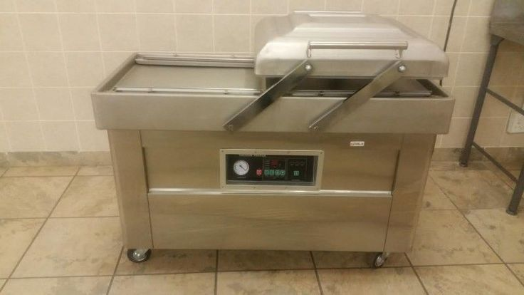 DELIVERED NATIONWIDE.  We have 1 unit in stock inCape town.  The VALA double chambermachines can be used with or without the gas flush option. The machine is ideal for large volume vacuum packing.Current customers using these machines include fish packers,chicken and meat