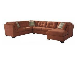 Wilson (3pc Sectional) - Kensington Furniture  - 1