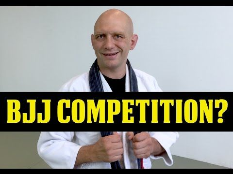 Do you need to compete to get your BJJ black belt?
