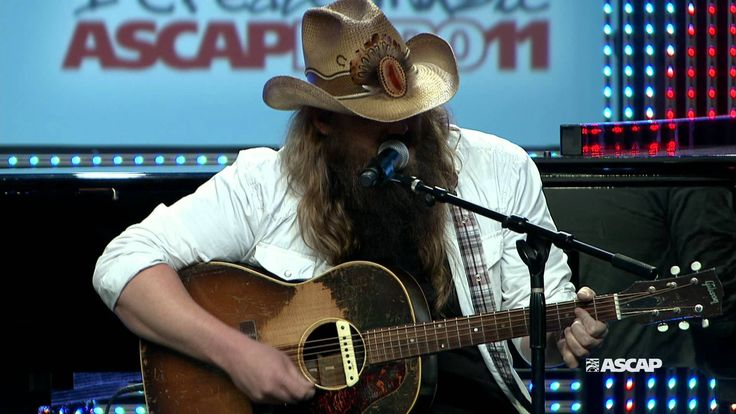 "Chris Stapleton performs ""That's the Difference Between Whiskey and You."" Echoing in my head all day."